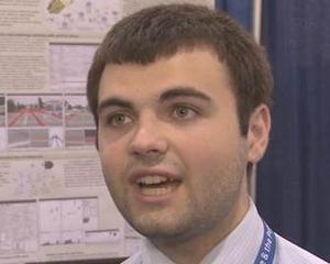Romanul Ionut Budisteanu a castigat un concurs Intel cu masina sa autonoma low-cost