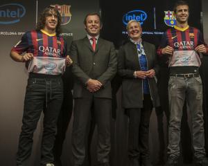 Intel a intrat in parteneriat cu FC Barcelona