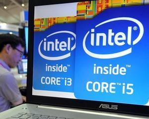 Intel si IBM au inregistrat profituri in scadere
