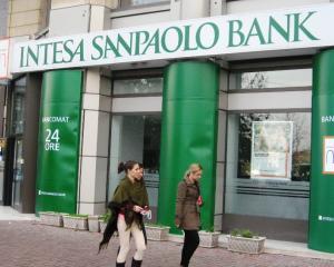 Profitul Intesa Sanpaolo Bank s-a ridicat la 0,5 milioane de lei