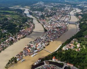 Inundatiile din Germania au facut pagube de 12 miliarde de euro