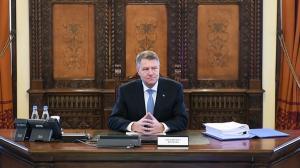 Ce a transmis presedintele Romaniei plenului Comisiei de la Venetia in legatura cu legile justitiei