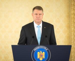 Presedintele Iohannis a acceptat sa o desemneze prim-ministru pe Viorica Dancila