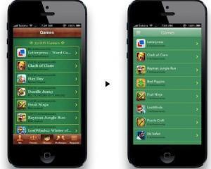 iOS7 de la Apple aduce pe Siri cu voce de barbat