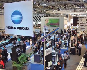 Ipex 2014 vine cu o poveste de succes pentru Konica Minolta