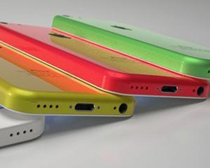 Apple diminueaza productia modelului iPhone 5C