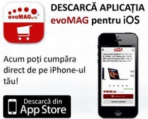 evoMAG are aplicatie pentru iPhone-uri