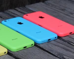 iPhone 5c, disponibil pentru precomanda