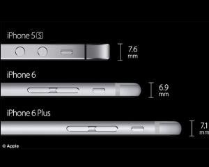Apple a lansat iPhone 6, iPhone 6 Plus si Apple Watch
