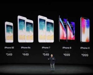Dupa un deceniu de la primul iPhone, Apple a lansat noua generatie de telefoane inteligente