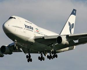 Reintoarcerea Boeing in Iran