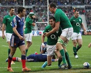 Rugby: Irlanda a castigat Turneul celor 6 Natiuni
