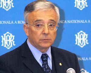 Isarescu: Nu faceti greseli in procesul de trecere la euro, corectia e dureroasa!