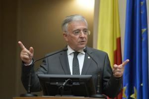 Isarescu: Aderarea la euro nu rezolva automat problemele economiei, ba chiar le poate agrava