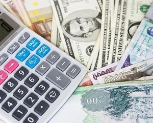 Refuzurile la plata au depasit 684 milioane de lei, in februarie