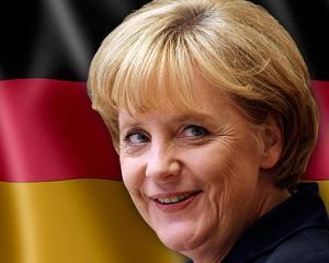 Isi pregateste Angela Merkel succesoarea?