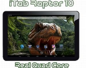 iTab Raptop 10, o noua ultra-tableta romaneasca