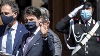 Italia a prelungit starea de urgenta pana in octombrie, desi partidele de opozitie s-au opus