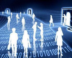 Cati oameni utilizau internetul, la finele anului trecut