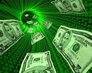 Banii electronici nu pot cumpara linistea