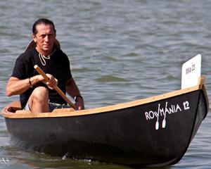Ivan Patzaichin se face luntre-punte pentru primul centru de initiere in canotaj