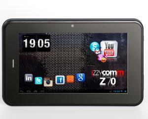 Izzycomm, noua tableta de 7 inci de la E-Boda