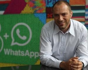 WhatsApp contabilizeaza 800 de milioane de utilizatori activi