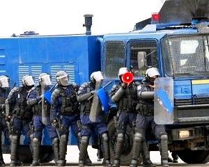 O mica victorie a protestatarilor din Vaslui: Chevron a suspendat activitatea din Pungesti