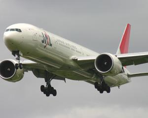 Inca un avion Boeing 777, implicat intr-un incident aviatic