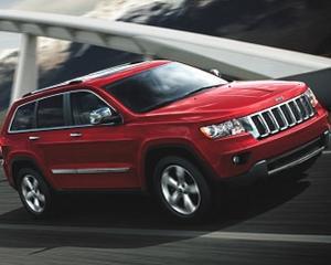 Chrysler refuza sa recheme in service 2,7 milioane Jeep-uri