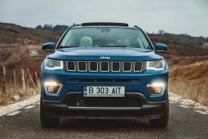 TEST DRIVE. Jeep Compass - explorator indraznet