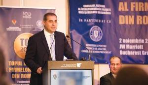 Florin Jianu a devenit vicepresedinte al Uniunii Europene a IMM-urilor