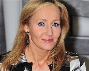 J.K. Rowling continua sa scrie romane politiste sub pseudonim