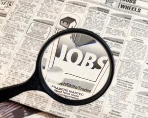 Aproape 13.000 de locuri de munca asteapta sa fie ocupate