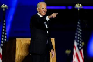 Primul discurs al lui Joe Biden, in calitate de presedinte ales al SUA: America este un far pentru intreaga lume