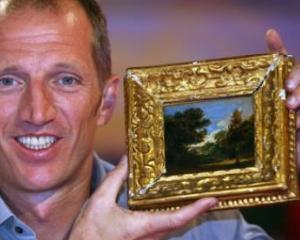 O pictura cumparata cu 46 de dolari valoreaza, de fapt, 390.000 dolari