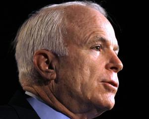 Presedintele Camerei Deputatilor s-a intalnit cu John McCain