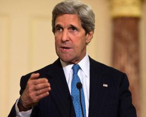 John Kerry: Atacurile de la Damasc au omorat peste 1.400 de oameni