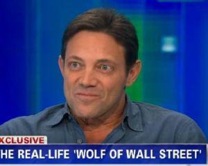 Lupul de pe Wall Street a sucit mintile oamenilor, in direct la CNN