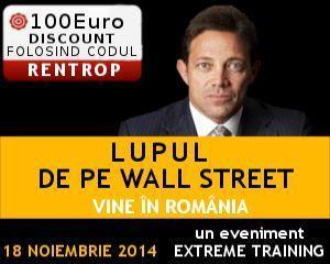 Lupul de pe Wall Street, Jordan Belfort, va juca in propriul serial TV