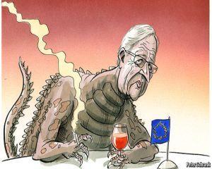 The Economist: Juncker a ajuns