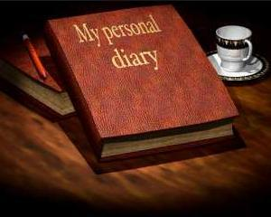 Un britanic detine cel mai voluminos jurnal personal din Marea Britanie