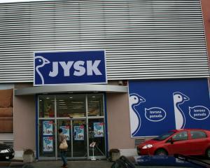 Danezii de la JYSK au deschis mai deschis un al doilea magazin in Bucuresti