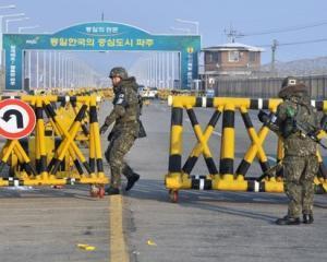Coreea de Nord si Coreea de Sud discuta redeschiderea parcului industrial Kaesung