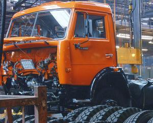 Producatorul rus de camioane KamAZ a semnat un acord de vanzare cu Indonezia