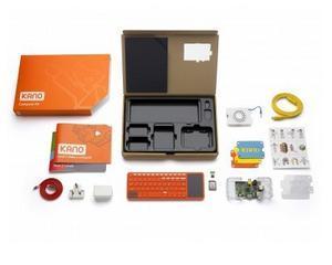 Kit Kano, calculatorul de 99 dolari pentru micutii pasionati de PC-uri