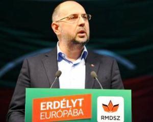 UDMR: Kelemen Hunor va candida la alegerile prezidentiale