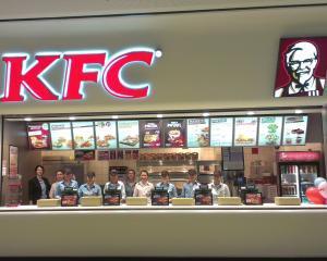 KFC deschide restaurantul cu nr. 50, in Promenada Mall
