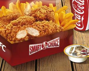 KFC vrea sa vanda promotional un milion de Smart Menu, in doua luni