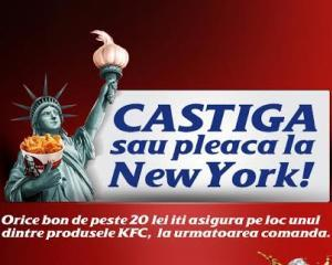 Urla in telefon, comanda si poate pleci la New York